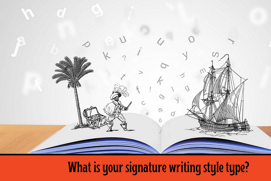 Do you have a signature writing style types
