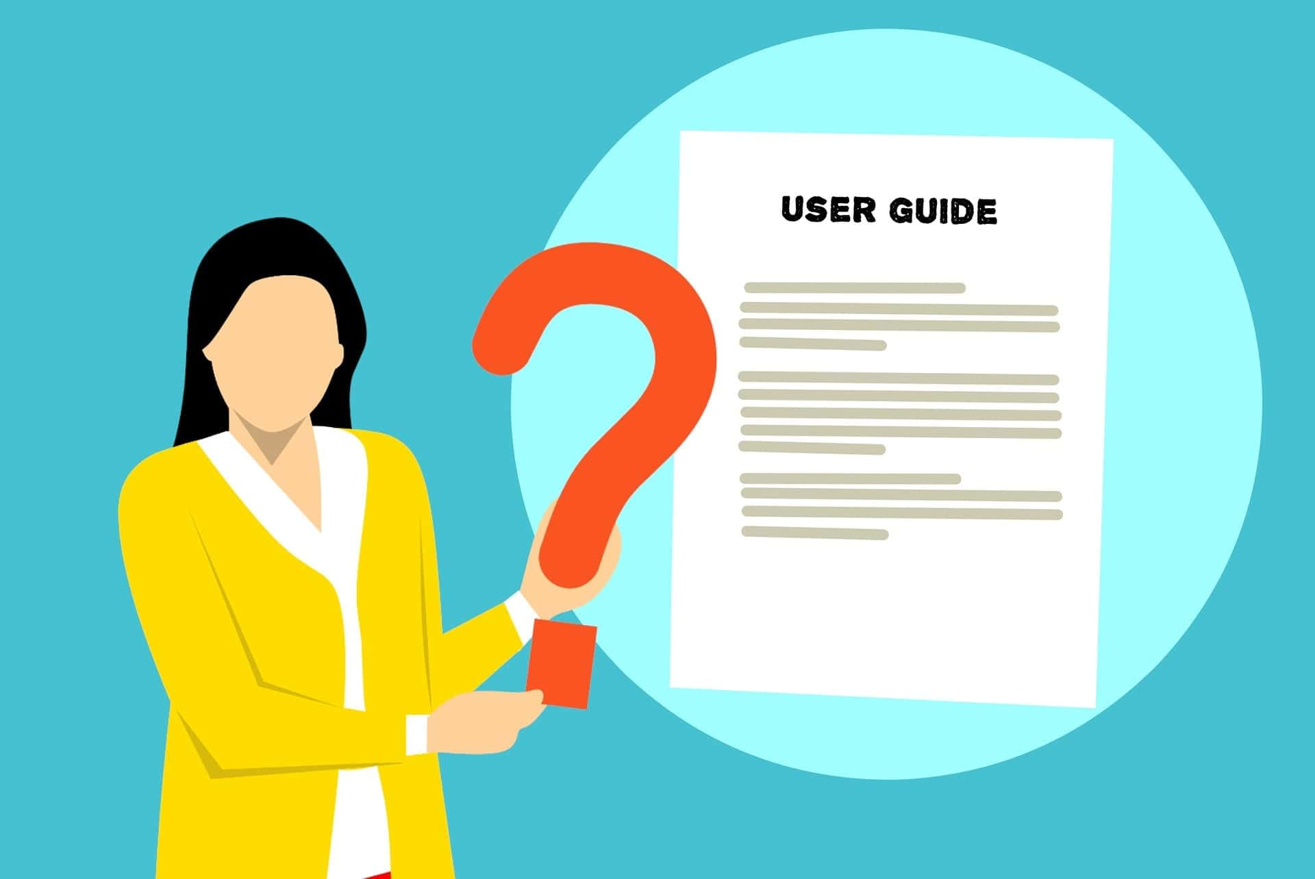 What-is-a-user-guide